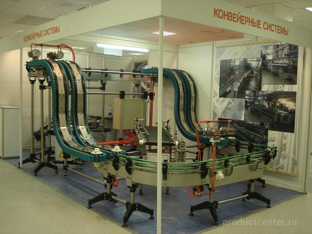 Производство конвейерного оборудования москва скребки для ленточного конвейера