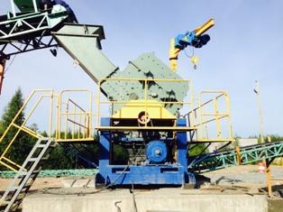 Дробилка для щебня цена в Алексин мобильный дробильный комплекс в Лангепас