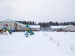 В селе Олха Иркутской области открылся первый детский сад - Сделано у нас.