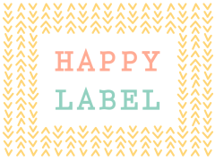 Happy Label