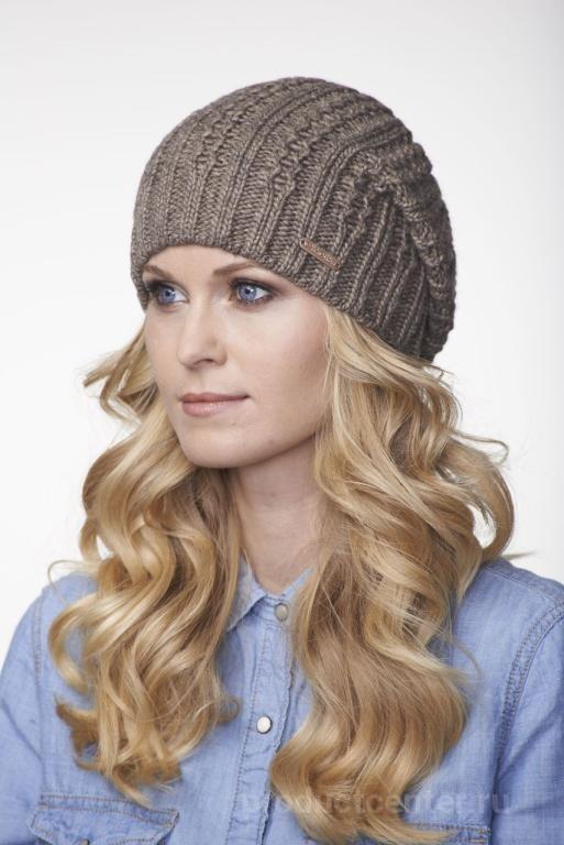 женские вязаные шапки оптом от производителя Wag Concept каталог