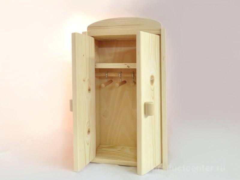 Шкаф для куклы своими руками из дерева