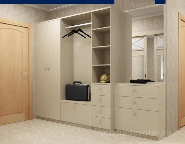 5d2e6df6a Корпусная мебель для прихожей от производителя Студия мебели ALDO ...