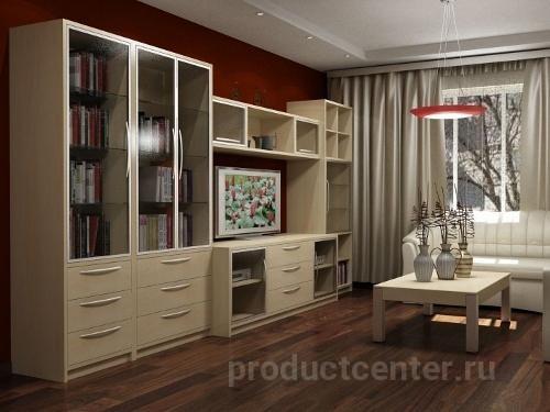 5f9bf2005 Корпусная мебель для гостиной от производителя Студия мебели ALDO ...