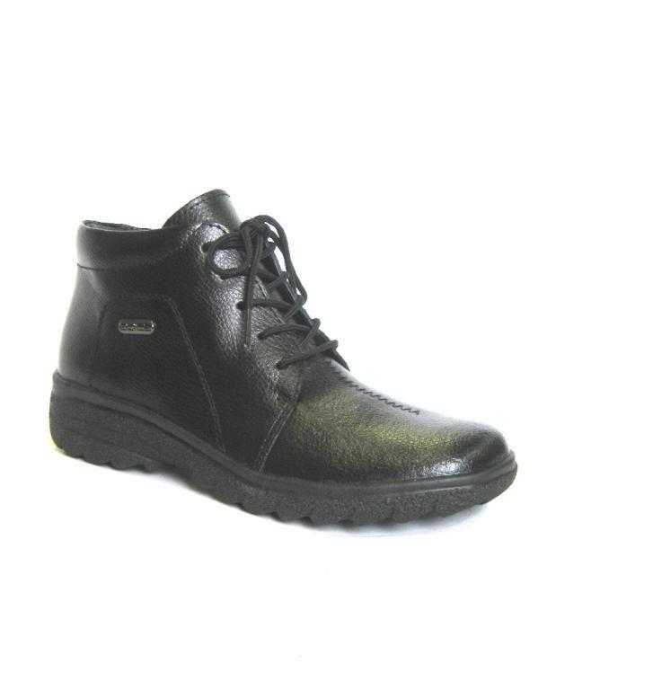 99b444b95 Женские кожаные ботинки без каблука от производителя Фабрика обуви ...
