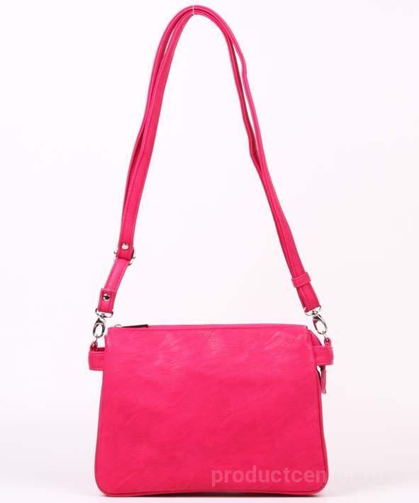 85e75f790b88 Женская сумка с тремя отделениями от производителя Кожгалантерейная ...