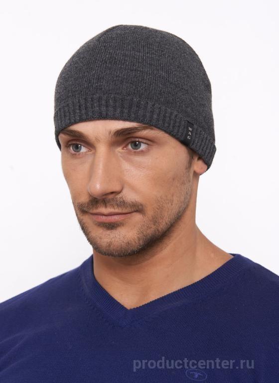шапки вязаные мужские в ассортименте от производителя Wag Concept