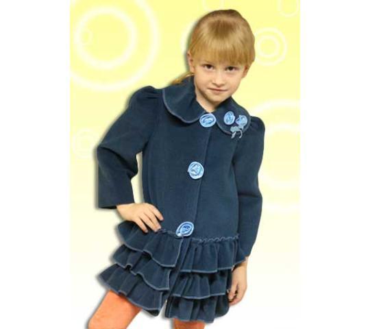 c5afba5b08503 Пальто для девочки от производителя ООО