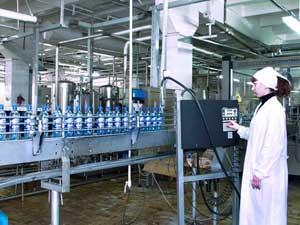 Завод напитки в москве