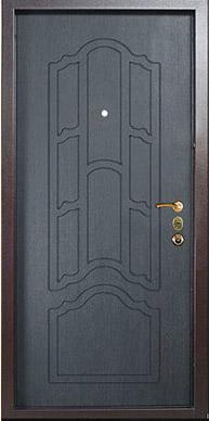 железные порошковые двери недорого купить в москве с установкой