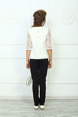 04acbab673d Нарядные блузки для девочек от производителя ООО «Дести». Каталог ...