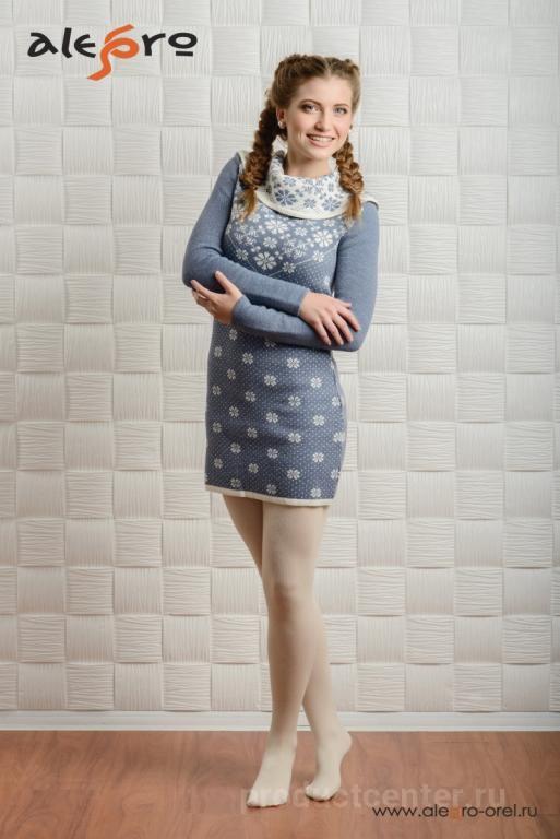 Трикотажные платья по каталогу