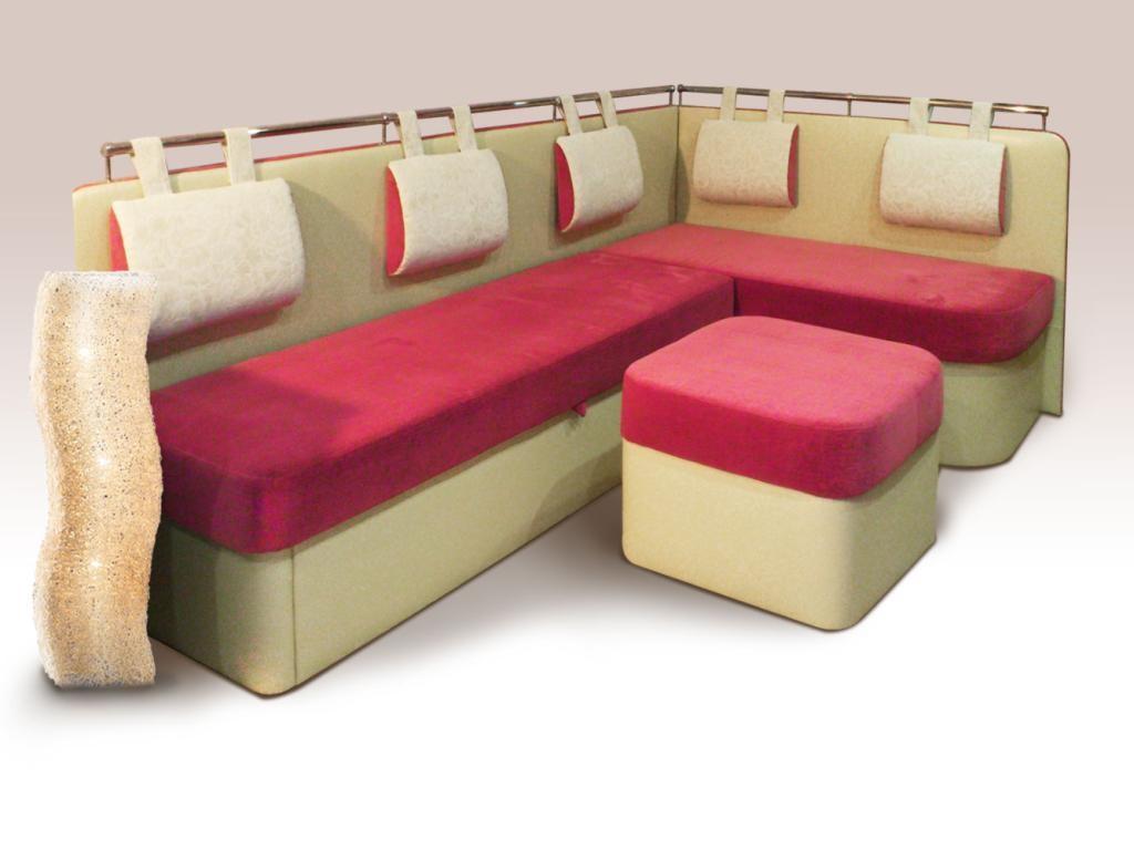 Угловой диван кровать на кухню
