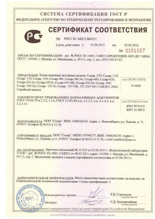 Сертификация лодок россия международная сертификация по льготам и компенсациям