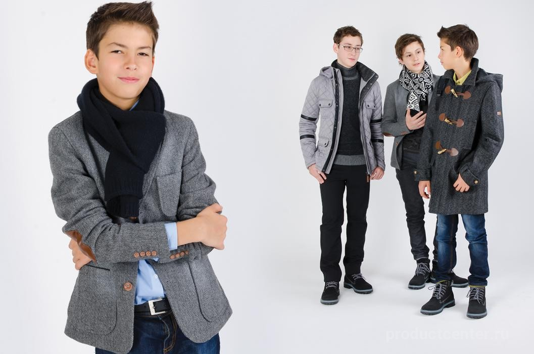 f6796fc31513 Стильные куртки для мальчиков 11-15 лет от производителя Компания ...