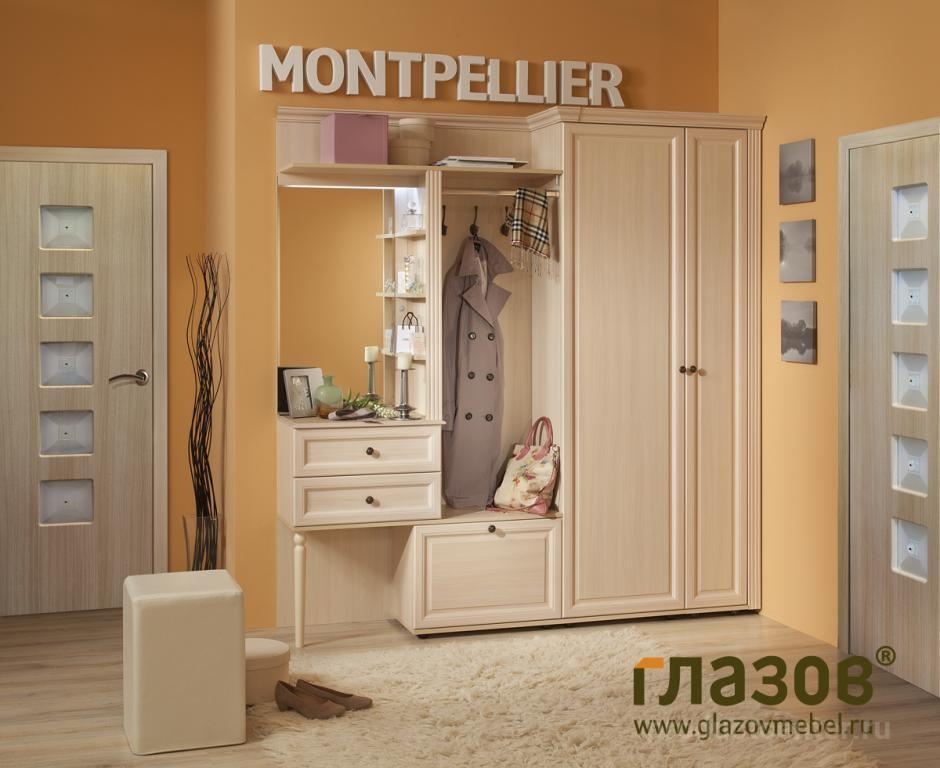 Глазовская мебельная фабрика каталог цены прихожие