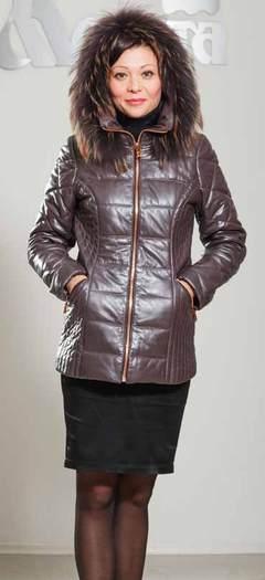 кожаные куртки с мехом казань