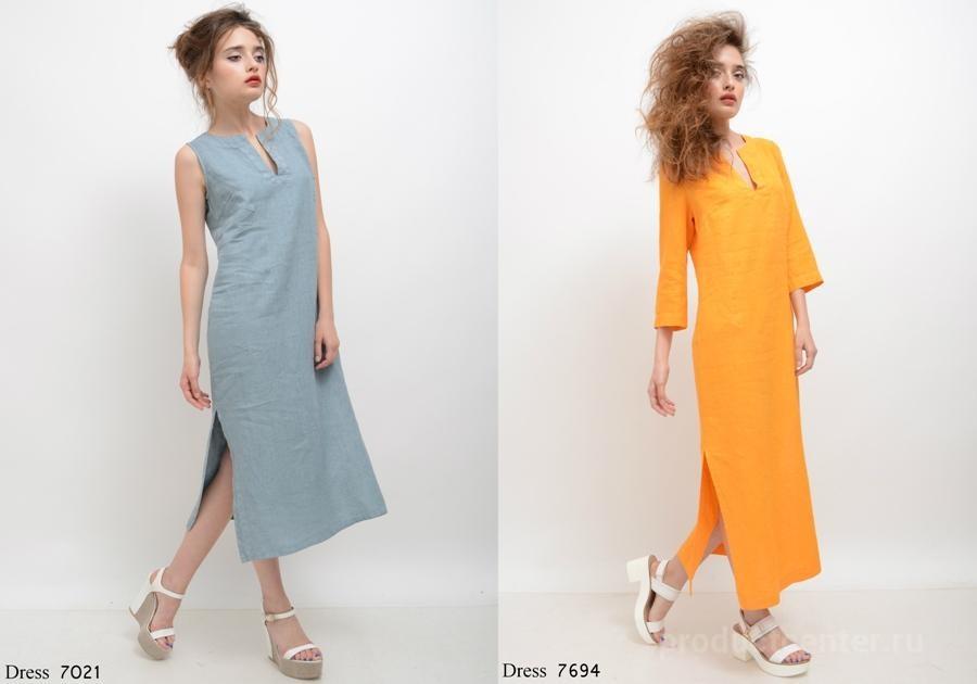 Платье на лето каталог