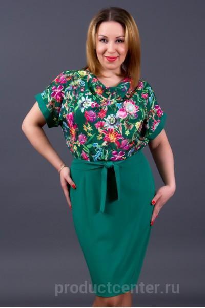 f0feda151cf Женская одежда больших размеров фирмы «Belirini» от производителя ...