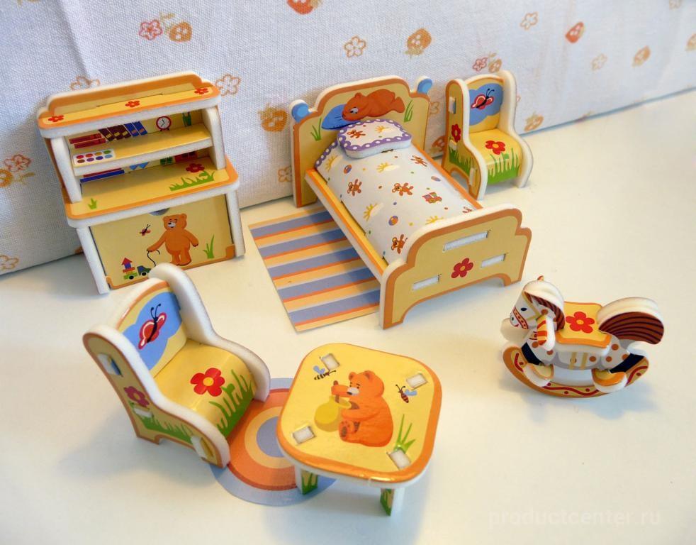 Делаем мебель для детской своими руками