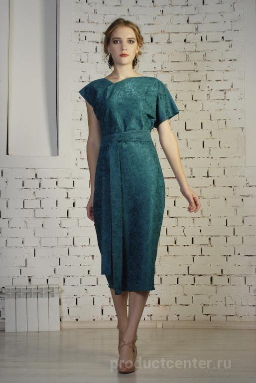 Вечерние модельные платья