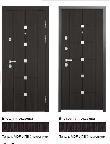 стальные двери от производителя для частного дома