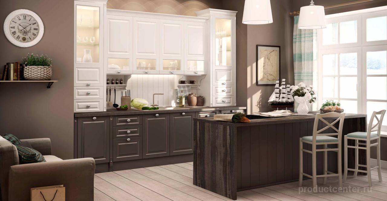 Мебель для кухни «Городская классика» от производителя Компания ...