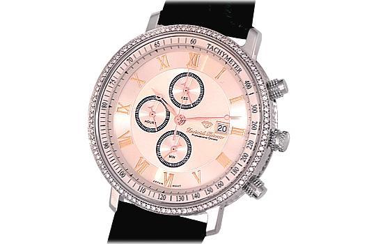 Фото 5 Золотые часы-хронографы с бриллиантами, г.Екатеринбург 2016 4d053748f43