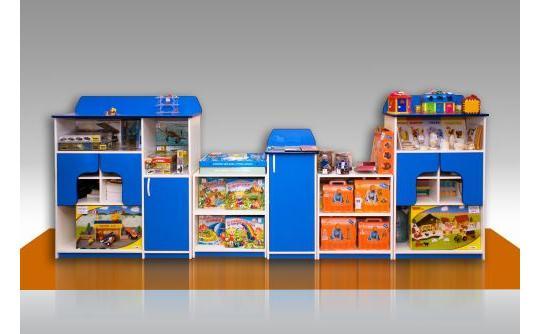 Мебель для детского сада - другое.