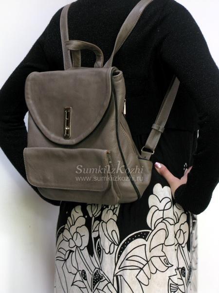 Рюкзаки из кожи женские производство россия рюкзак lamborgini