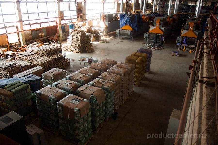 Завод в солнечногорски жби жби санкт