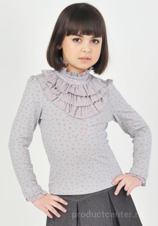 45f9c02957a Трикотажные блузки для девочек от производителя Швейная фабрика ...
