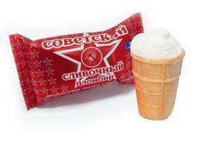 Производители мороженого в рожке