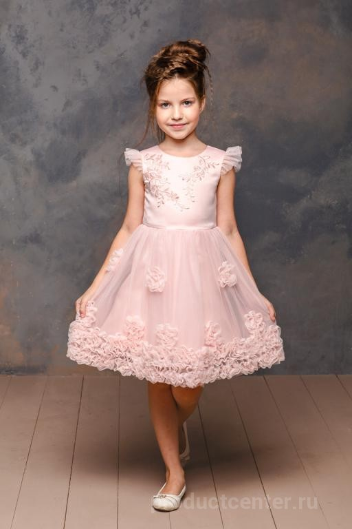 Платья на малышей нарядные