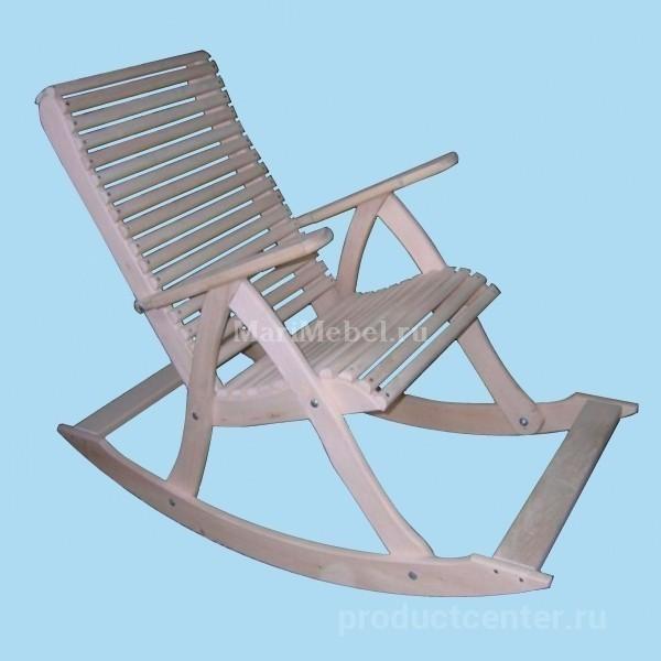 деревянное кресло качалка от производителя мебельная компания