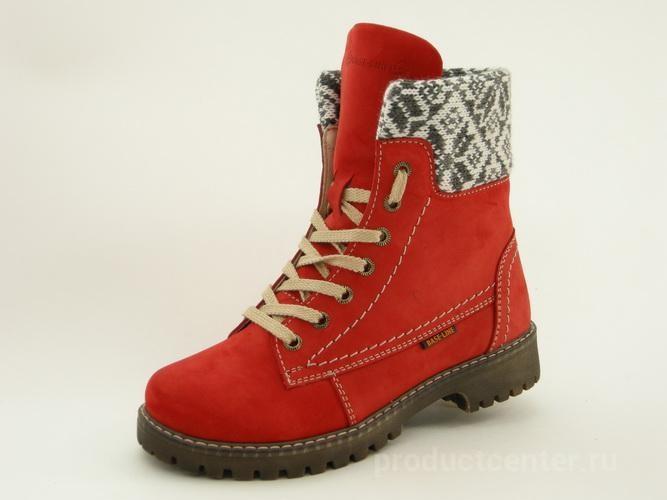 Женские ботинки (нат. кожа) от производителя Обувная фабрика Base ... ea707633249