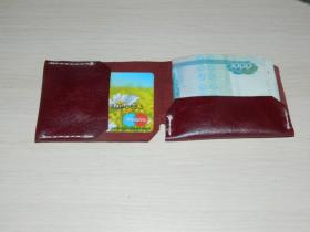 Кошелек Lucky Exclusive Minimal wallet