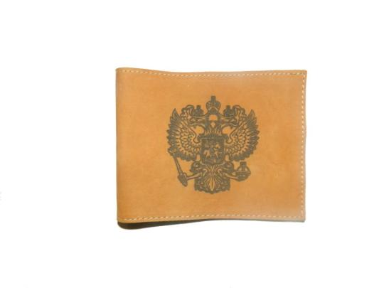 Фото 1 Портмоне Lucky Exclusive Mens wallet Герб, г.Сальск 2016