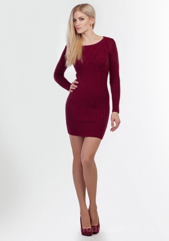 Трикотаж новосибирск платья