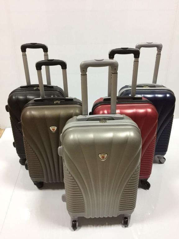 Фото 5 Дорожные пластиковые чемоданы ТМ «Hello Maggie», г.Калининград 2017 58dbb2a0994