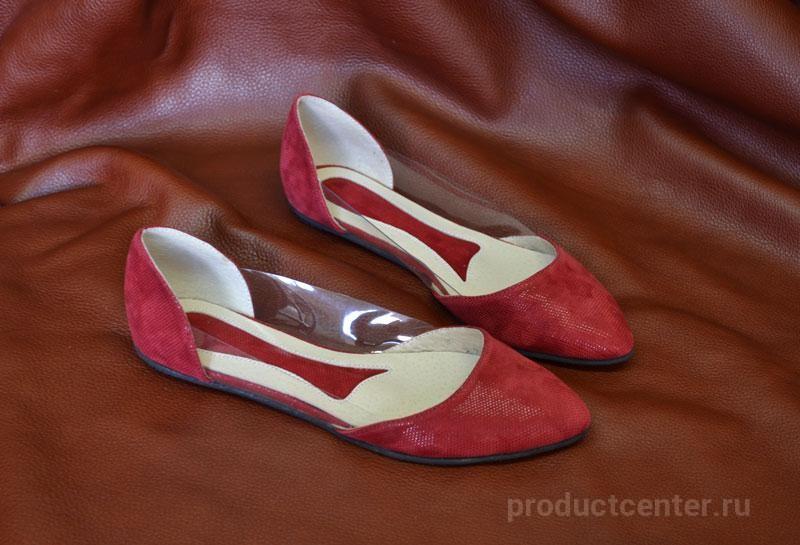 Российские производители обуви из натуральной кожи