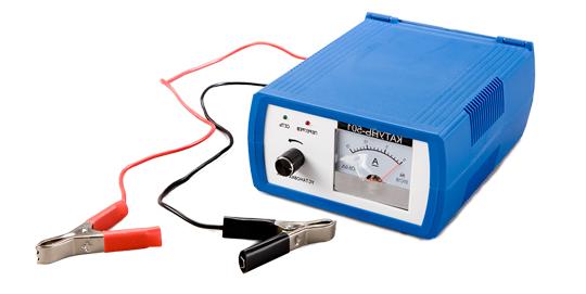 Автоматическое зарядное устройство катунь-506.