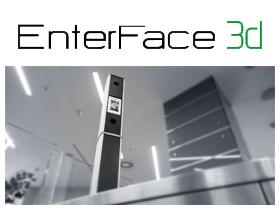 Устройство на турникет EnterFace 3D Gate BT