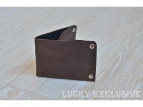 Кошелек Lucky Exclusive Wallet rivet