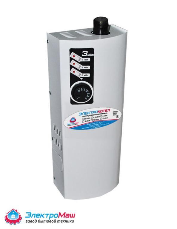 Электрокотел для отопления