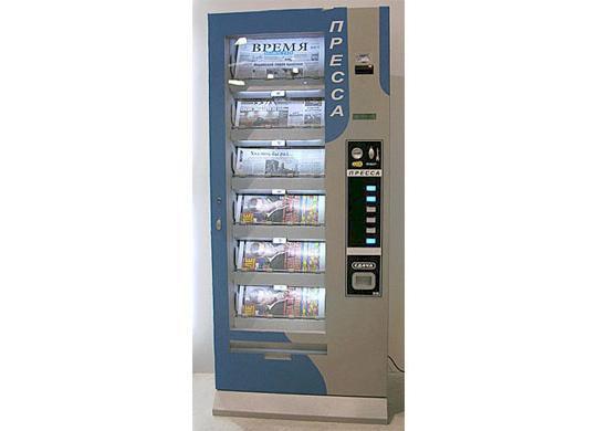 Газетный автомат ЛЕЛЬ от производителя Предприятие «Лель». Каталог ... de72e88b78d