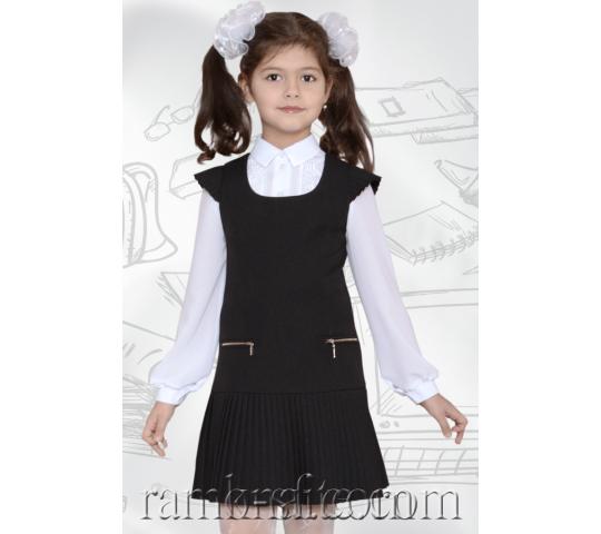 a4510a056e7 Сарафаны для школы от производителя «Керченская швейная фабрика ...