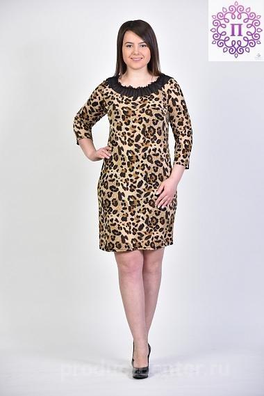 Трикотажные платья больших размеров из иваново