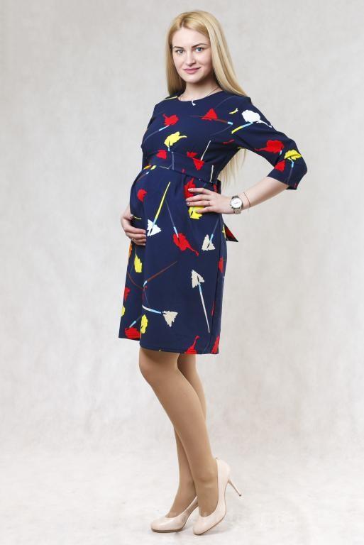 Платья для беременных ТМ «9Месяцев 9Дней» от производителя Фабрика ... c97eec8235e