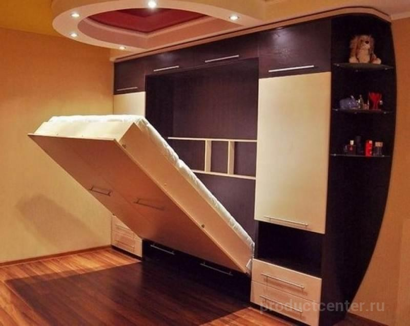механизм трансформации шкаф кровать от производителя зао озмф